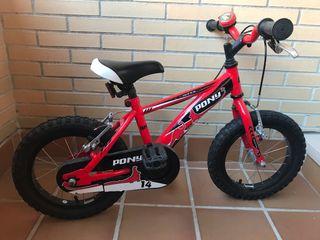 "Bicicleta Niño BH modelo Pony 14"""