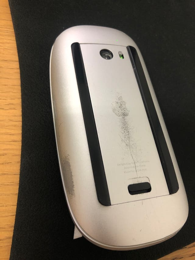 Apple Magic Keyboard + Magic Mouse