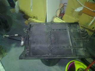 Radiador aire acondicionado e39