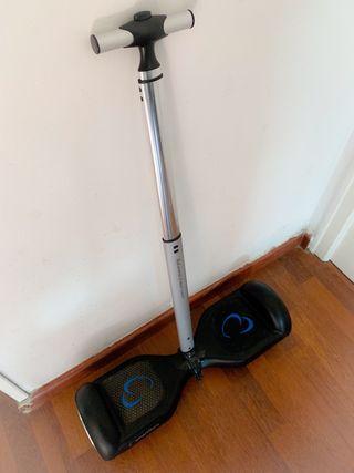 Patinete eléctrico Smart Gyro.