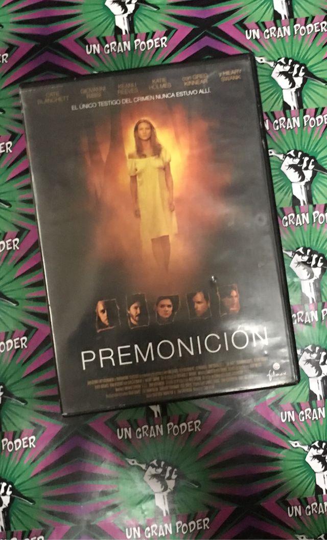 PREMONICIÓN (DVD) SAM RAIMI