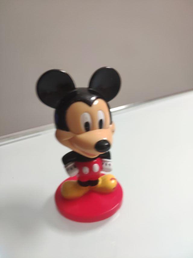 figura de Mickey mousse de kellogg