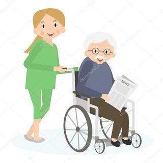Cuidadora persona mayor, niñera, limpieza, otros