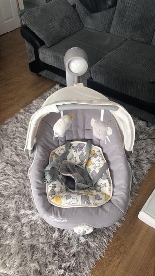 Joie 2 in 1 baby swing
