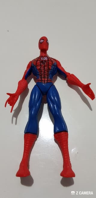 Figura acción Spiderman