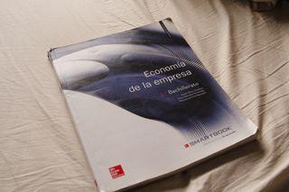 Libro de texto Economía 2do Bachillerato