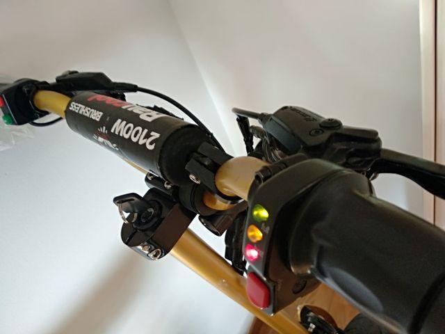 Patinete eléctrico Raycool 2100W USA!