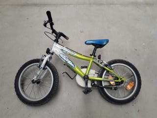 bicicleta infantil 4-6 años