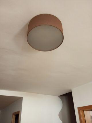 lámpara de salón casi nueva