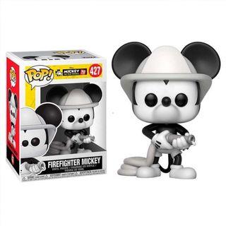 Figura POP Disney Mickey's 90th Firefighter Mi