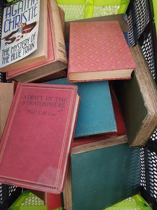 Libros ( todos en inglés)