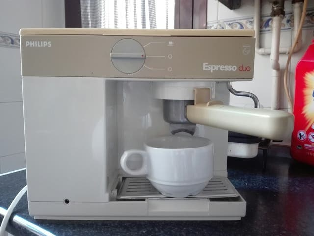 CAFETERA EXPRESO DUO (PHILIPS)