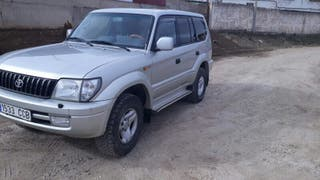 Toyota Land Cruiser 90 2002