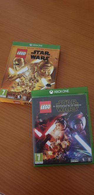 Lego Star Wars (el despertar de la fuerza)