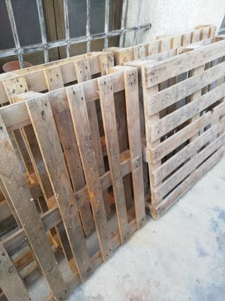 100 Kg de madera