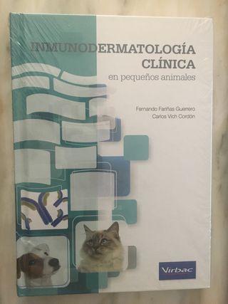 """Libro """"Inmunodermatología clínica"""" Fariñas-Vich"""