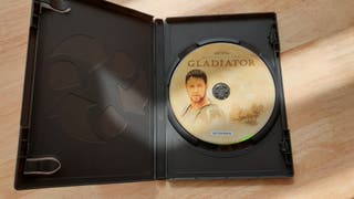 """Dvd original de la película """"Gladiator"""""""