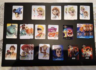 Disney Infinity Tarjetas 1