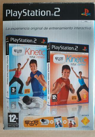 Videojuegos Fitness (PlayStation2)
