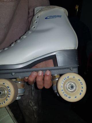 patines iniciación patinaje artistico