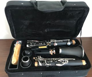 Clarinete Windsor en si bemol