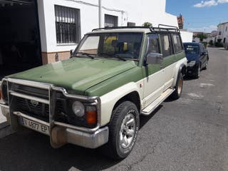 Nissan patrol y60 1994