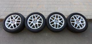 Llantes i pneumàtics Golf GTI
