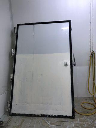 Puertas de cámaras frigoríficas