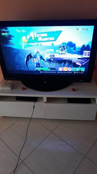 Se vende mueble de televisión y estanteria