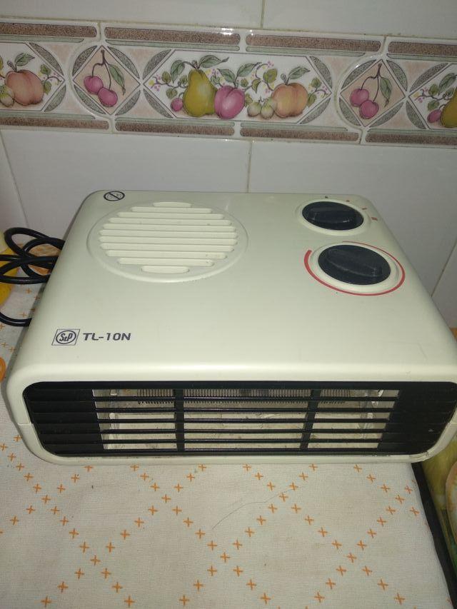 Calefactor eléctrico.OFERTA.