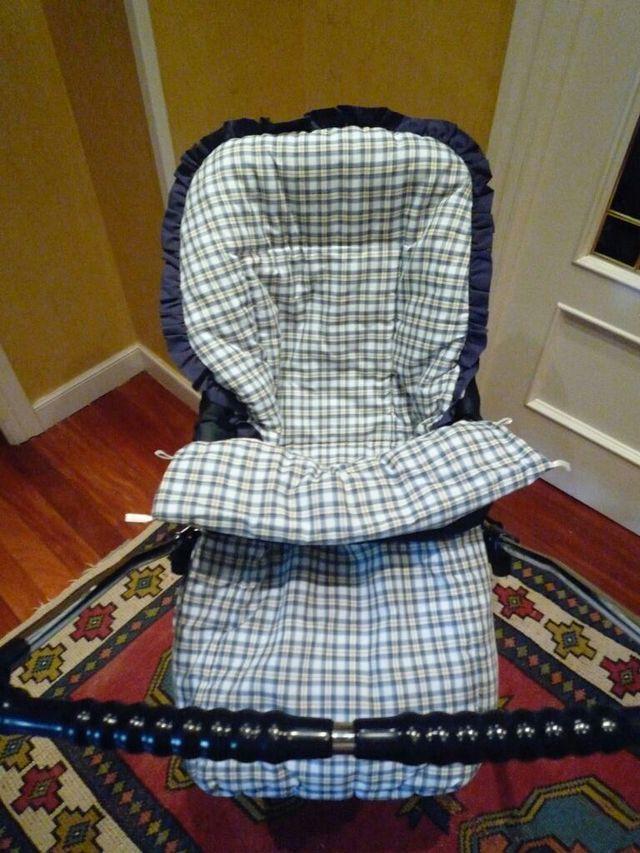 Capazo silla Jane