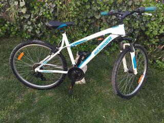 Bicicleta btt rockrider (decathlon)