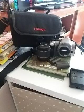 cámara canon EOS 300d