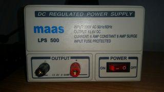 Fuente alimentacion para radio MAAS LPS 500
