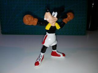muñeco figura goma goofy disney