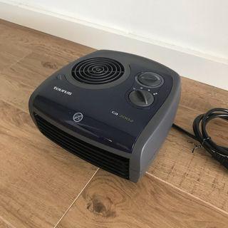 Calefactor termoventilador frío/calor