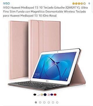 Funda tablet Huawei Mediapad T3 10