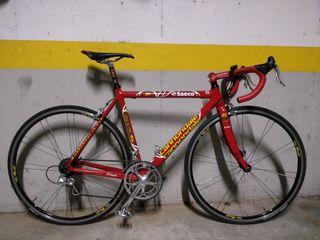 Bicicleta Cannondale Caad 5 - Saeco Team Replica