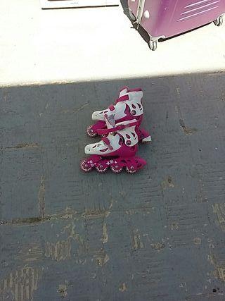 patines en linea nia