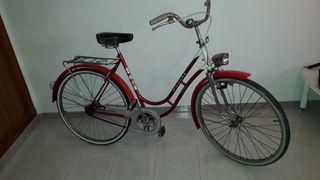 bicicleta antigua monark