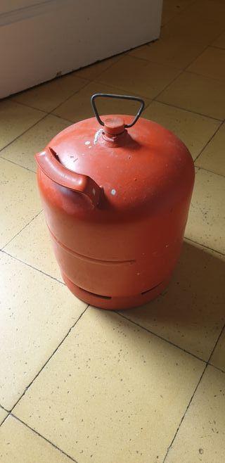 bombona gas camping