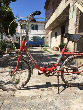 Bicicleta derbi para restaurar/decorar