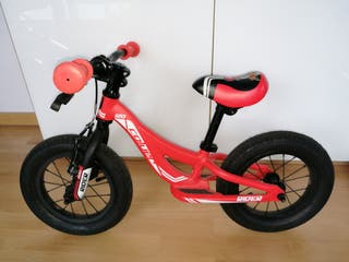 Bicicleta Coluer Rider 120 Rojo Negro