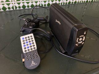Disco duro Iomega multimedia 500gb