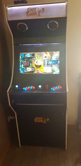 máquina arcade a capricho