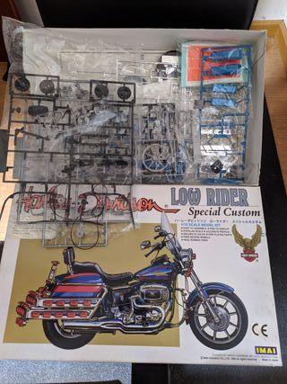 Maqueta Harley-Davidson Low Rider Special Custom