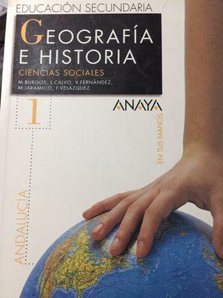 Libro Geografia 1 ESO