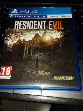 Residentent Evil7