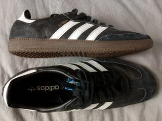 dac726515f2 Zapatillas Adidas Negras de segunda mano en la provincia de Valencia ...