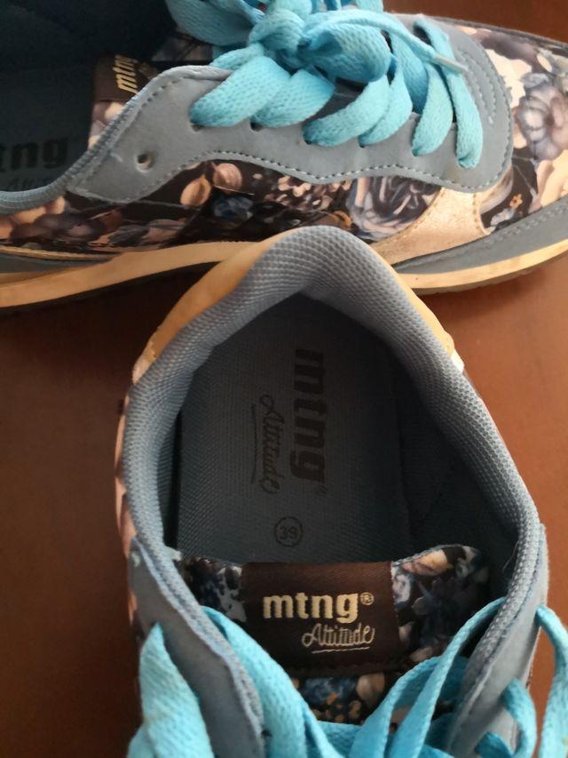Zapatillas deporte Mustang
